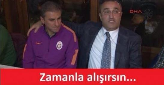 Kadıköy'de oynanan maçlarda Galatasaray'a karşı ezici üstünlüğü bulunan Fenerbahçe, bir derbiden daha galip ayrıldı.Karşılaşma sonrası hazırlanan capsler güldürdü...