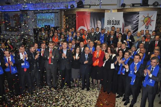 AK Adaylardan Silivri'ye zafer sözü