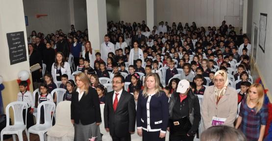 Gökcan Koleji öğretmenleri ağırladı