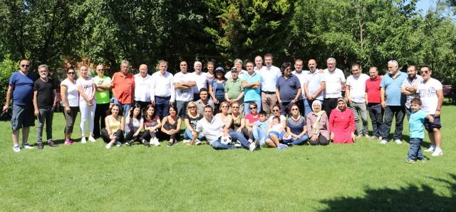 24 Temmuz Basın Bayramı İstanbul Yerel Gazeteciler Derneği (İYGAD) tarafından Çatalca'da bulunan Flamingo Köy'de kutlandı.