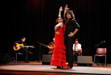 BSHD'den flamenco gecesi