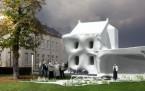 En ilginç Ev tasarımları