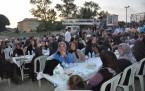 BELEDİYE İLK İFTAR SOFRASINI SAYALAR'DA KURDU