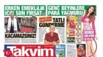 Yandaş medya ön seçimi ES geçti