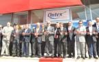 Bakan Çağlayan Ontex fabrikasını açtı