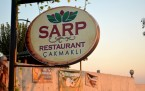 SARP RESTAURANT'DA HEPSİ BİR ARADA