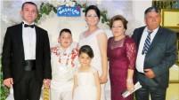 Muhtardan görkemli sünnet düğünü