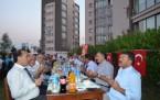 MHP Esenyurt STK'ları ağırladı