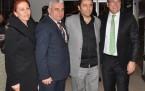 Mustafa Değirmenci gazetecileri yemekte ağırladı