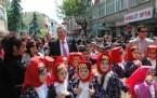 Dünya çocukları Çatalca'da buluşuyor