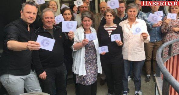 139 ülkeden tutuklu gazetecilere kart gönderilecek