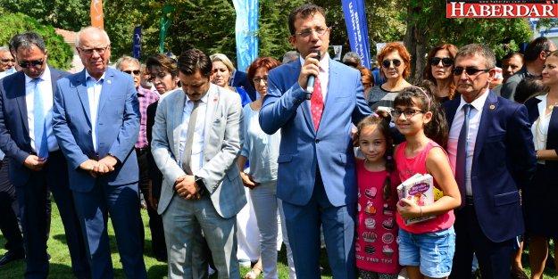15 Temmuz Demokrasi Şehitleri Parkı açıldı