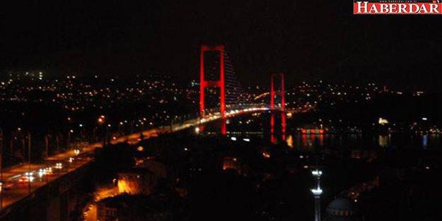 15 Temmuz Şehitler Köprüsü'nde 2.5 Ay Sürecek Çalışmalar Başladı