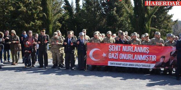 18 Mart Çanakkale Şehitlerini Anma Töreni Yapıldı