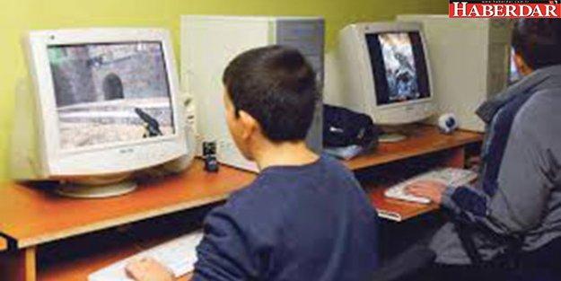 18 yaşın altındakilere internet cafe yasağı