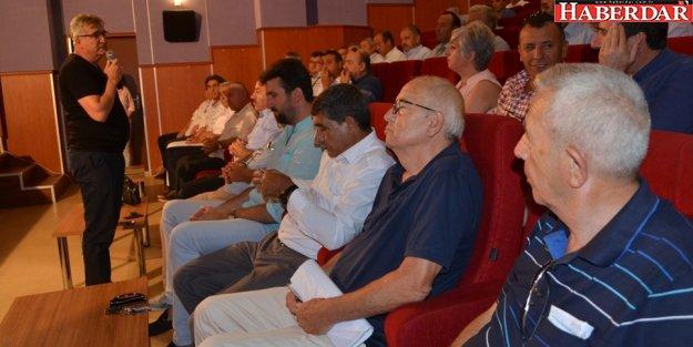 18.Çatalca Erguvan Festivali değerlendirme toplantısı yapıldı