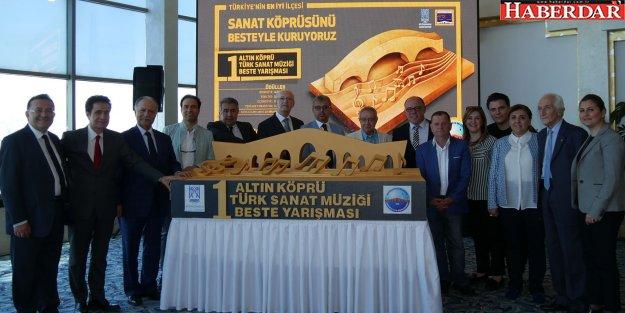 1. Altın Köprü Türk Sanat Müziği Beste Yarışması finalleri sonuçlandı