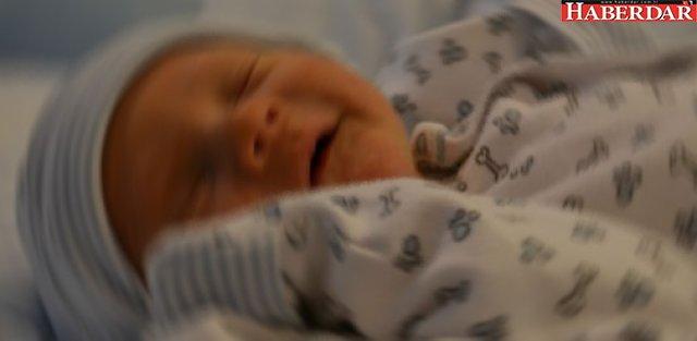 1 günlük bebek hastaneden çalındı!