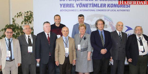 1. Uluslararası Yerel Yönetimler Kongresi Sona Erdi
