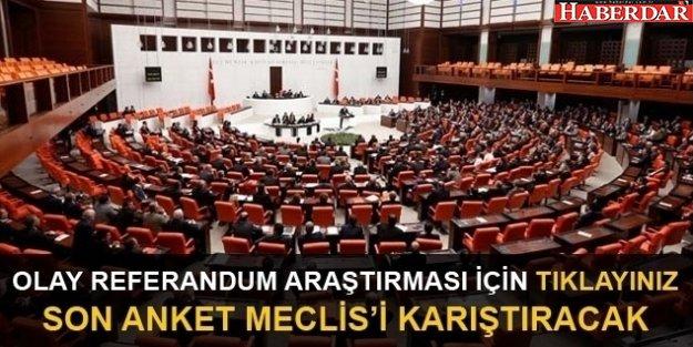 2017 referandum anketi sonuçlarıyla ilgili Erdoğan'dan açıklama