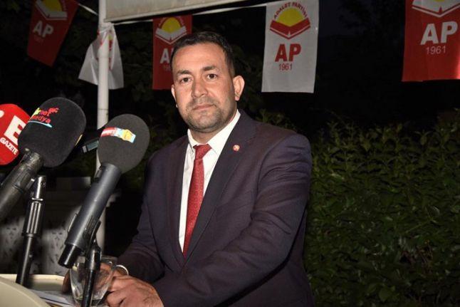 adalet partisi genel baskan yardimcisi