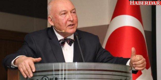 '2045'ten önce İstanbul'da deprem olamaz'