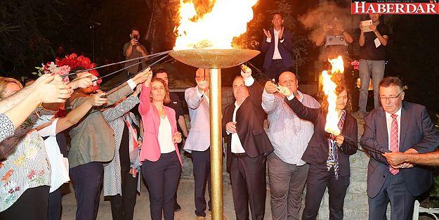 20. Erguvan Festivali'ne Görkemli Açılış