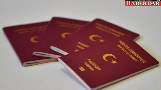 21 bin 60 pasaport iptal edildi!