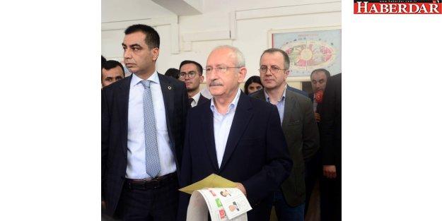 24 Haziran seçiminin en büyük kaybedeni 'Kemal Kılıçdaroğlu'