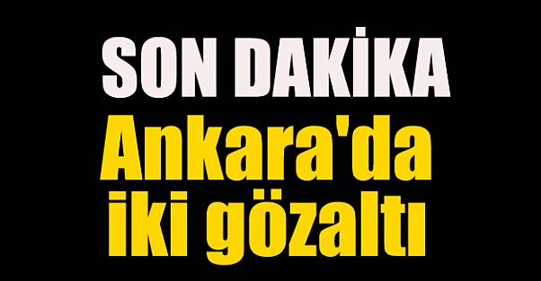 2 PKK'lı gözaltına alındı