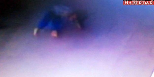 2 Yaşındaki Minik Kız, Camdan Böyle Düştü