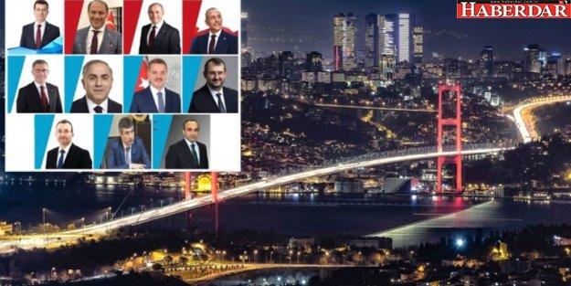 39 İlçesi Olan İstanbul'da 11 Trabzonlu Başkan Var