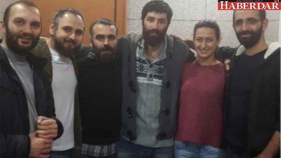 3 gazeteci tutuklandı, 3'ü serbest