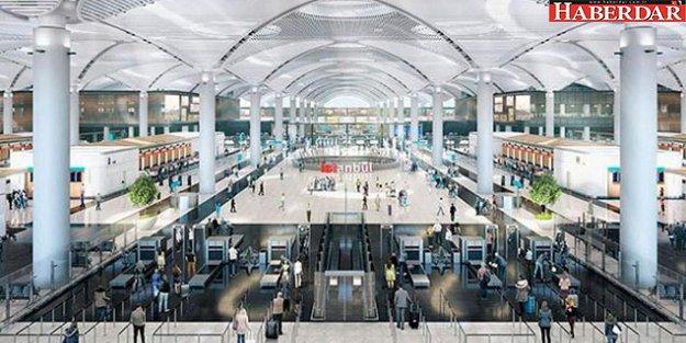 3. havalimanı için biletler satışa çıkıyor