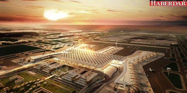 3. Havalimanı'nda Pist İniş ve Kalkışa Hazır Hale Geldi