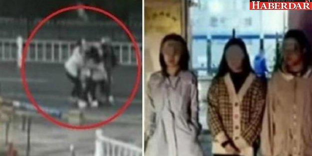 3 kadın beğendikleri adamı kaçırmaya çalıştı!