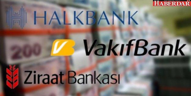 3 kamu bankası ortak karta geçiyor
