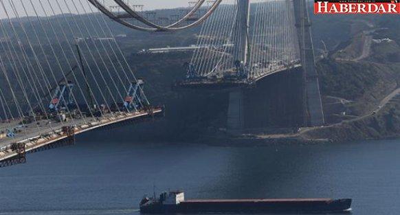 3. köprüde son 50 metre