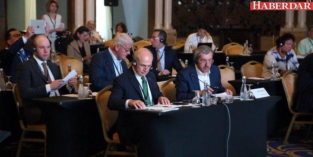 47 ülkenin temsilcileri Büyükçekmece'de toplandı