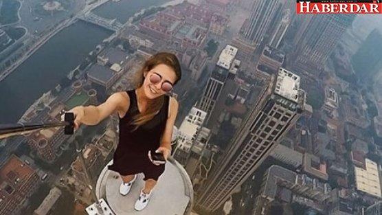 73 kişi selfie çekmeye çalışırken öldü