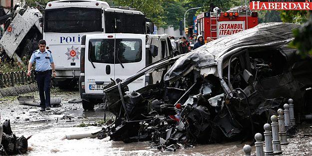 7'si polis 11 kişi öldü