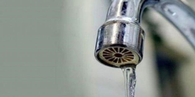 8 ilçede Cumartesi günü su kesintisi yaşanacak