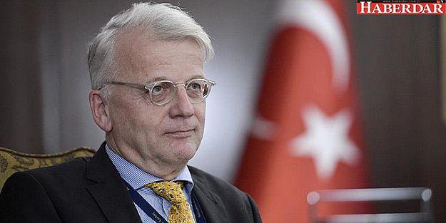 AB'nin Türkiye Büyükelçisi istifa etti