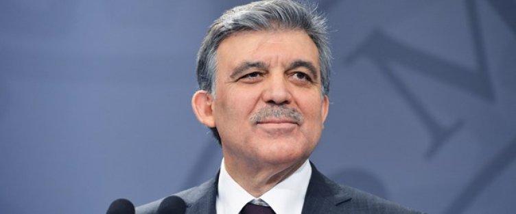 Abdullah Gül'den Ahmet Hakan açıklaması
