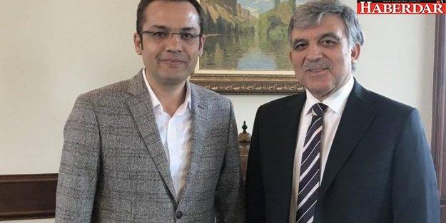 Abdullah Gül ile Saadet Partisi arasında ilginç görüşme!