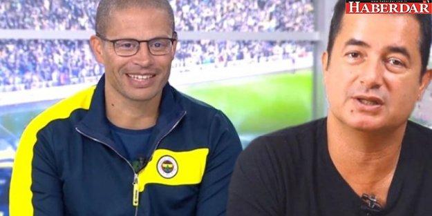 Acun Ilıcalı Fenerbahçelileri heyecanlandırdı: Alex'le ilgili bombamız var