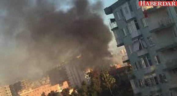 Adana'da patlama: 2 ölü 21 yaralı