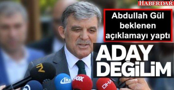 'ADAYLIĞIM ARTIK SÖZ KONUSU DEĞİL'