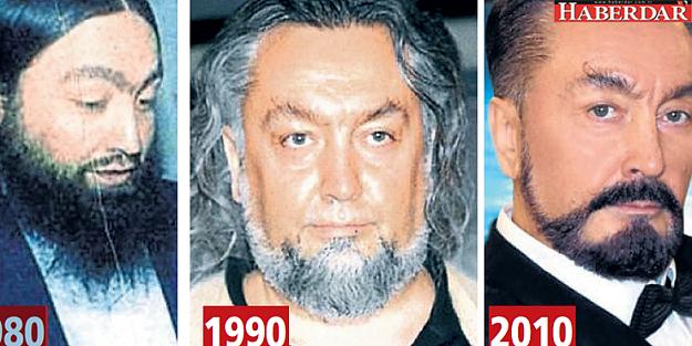 Adnan Oktar'ın 40 yıllık suç öyküsü