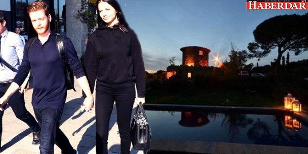 Adriana Lima ile Metin Hara'nın Aşk Yuvaları Ortaya Çıktı